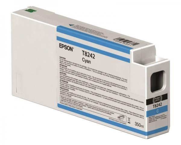 EPSON T824200 UltraChrome HDX/HD Cyan 350ml kertridž