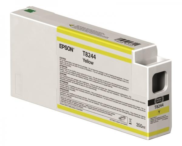 EPSON T824400 UltraChrome HDX/HD žuti 350ml kertridž