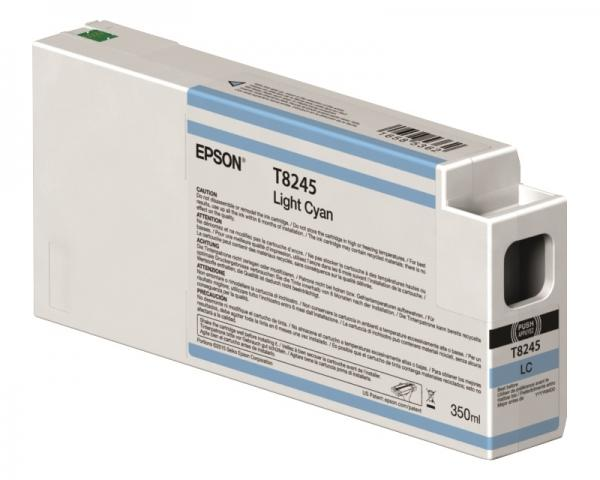 EPSON T824500 UltraChrome HDX/HD Light Cyan 350ml kertridž