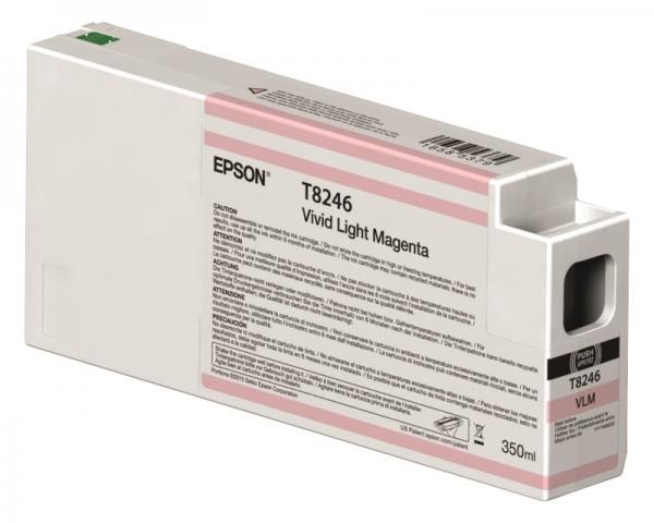 EPSON T824600 UltraChrome HDX/HD Vivid Light Magenta 350ml kertridž