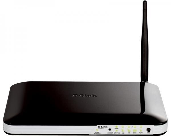 D-LINK DWR-512 HSUPA 3G Wireless ruter