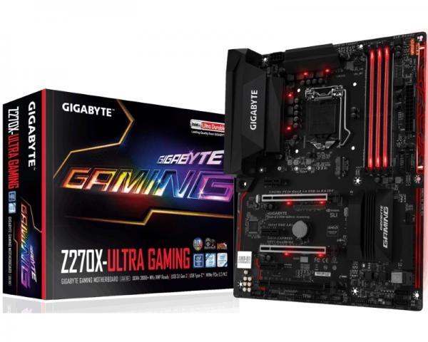 GIGABYTE GA-Z270X-Ultra Gaming rev.1.0