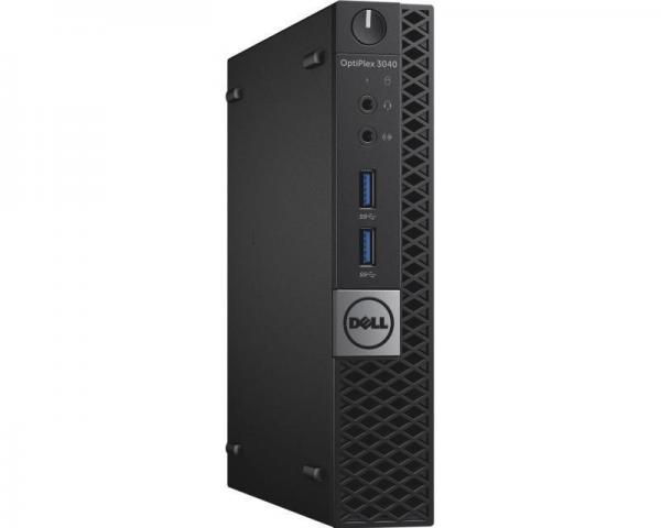 DELL OptiPlex 3040 Micro Core i3-6100T 2-Core 3.2GHz 4GB 500GB Windows 10 Professional 64bit + tastatura + miš 3yr NBD