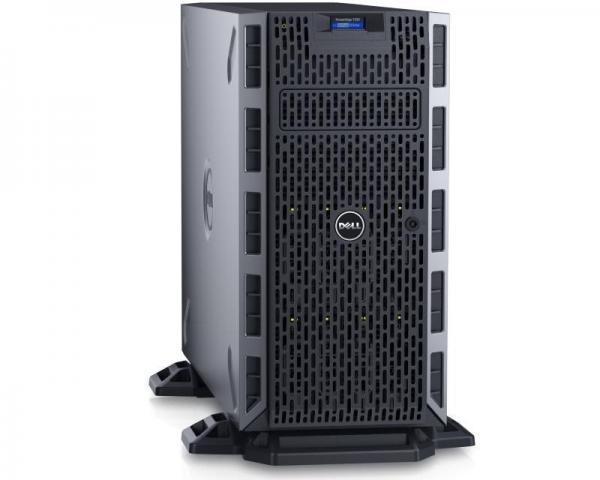 DELL PowerEdge T330 Xeon E3-1230 v5 4-Core 3.4GHz (3.8GHz) 16GB 120GB SSD 3yr NBD