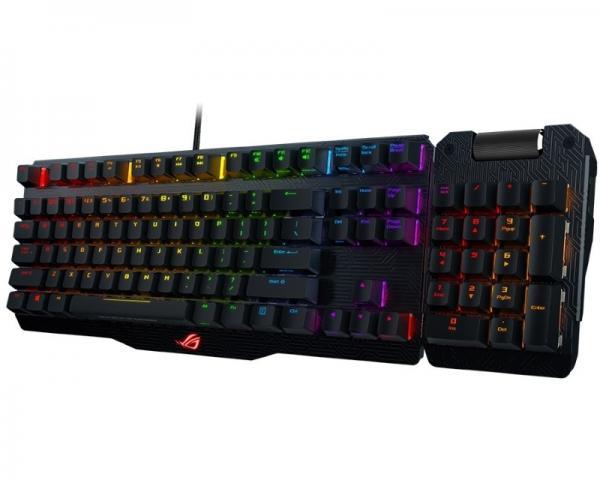 ASUS ROG CLAYMORE Gaming tastatura