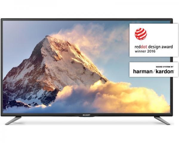 SHARP 32 LC-32CHF5111E digital LED TV
