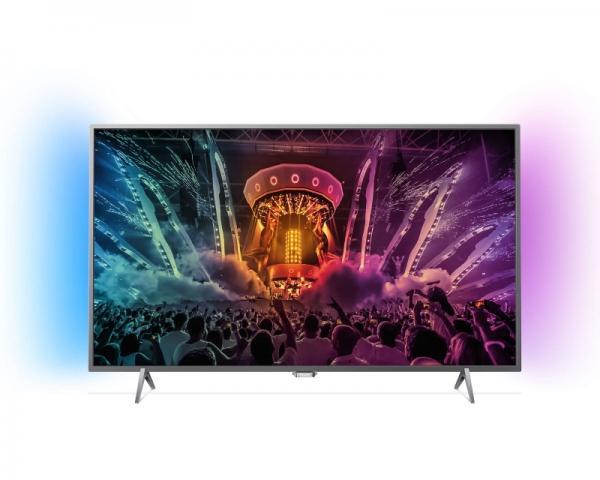 PHILIPS 55 55PUS6201/12 Smart LED 4K Ultra HD Ambilight digital LCD TV $