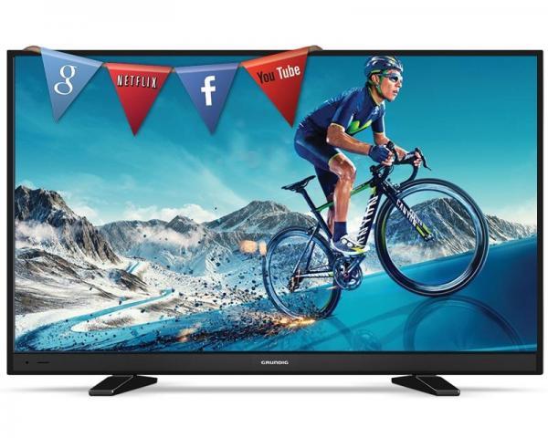 GRUNDIG 40 40 VLE 6520 BH Smart LED Full HD LCD TV + BEKO SIM4123T