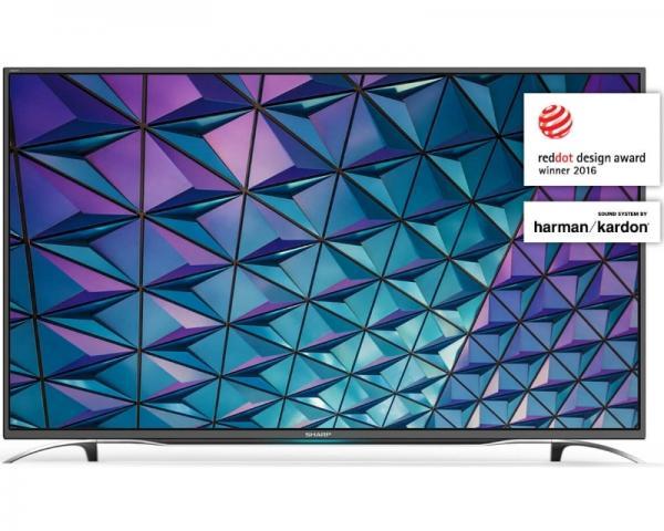 SHARP 43 LC-43CFG6352E Smart Full HD digital LED TV