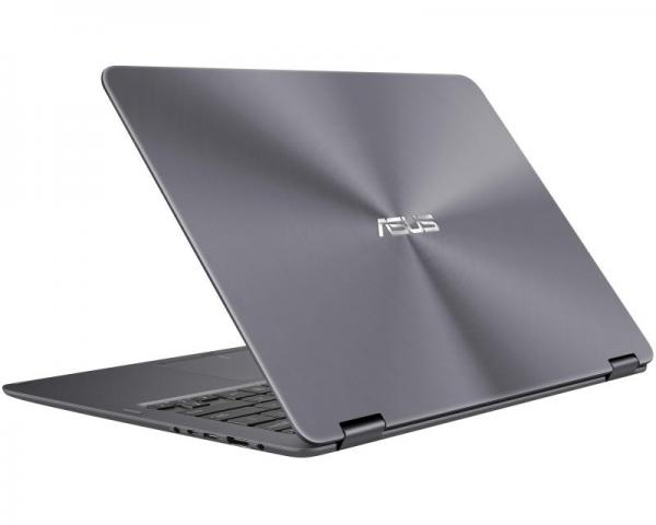 ASUS ZenBook UX360CA-PRO 13.3 QHD Touch Intel Core m7-6Y75 1.2GHz (3.1GHz) 8GB 256GB SSD Windows 10 Professional 64bit srebrni + futrola