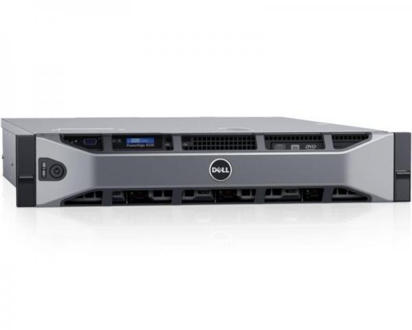 DELL PowerEdge R530 2x Xeon E5-2609 v4 8-Core 1.70GHz 160GB 120GB SSD 3yr NBD