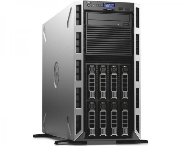 DELL PowerEdge T430 2x Xeon E5-2609 v4 8-Core 1.7GHz 80GB 2x 600GB 15k SAS 3yr NBD