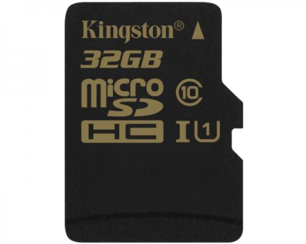 KINGSTON UHS-I MicroSDHC 32GB SDCA10/32GBSP