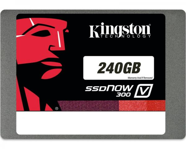 KINGSTON 240GB 2.5 SATA III SV300S37A/240G 7mm SSDNow V300 series