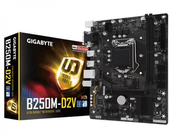 GIGABYTE GA-B250M-D2V rev.1.0