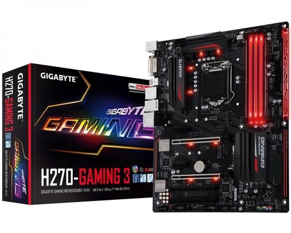 GIGABYTE GA-H270-Gaming 3 rev.1.0