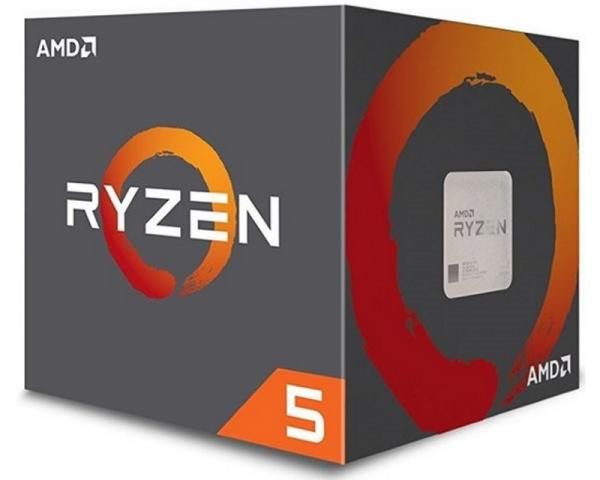 AMD Ryzen 5 1400 4 cores 3.2GHz (3.4GHz) Box