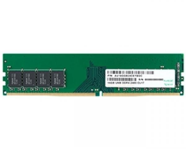 APACER DIMM DDR4 4GB 2400MHz AU04GGB24CETBGH