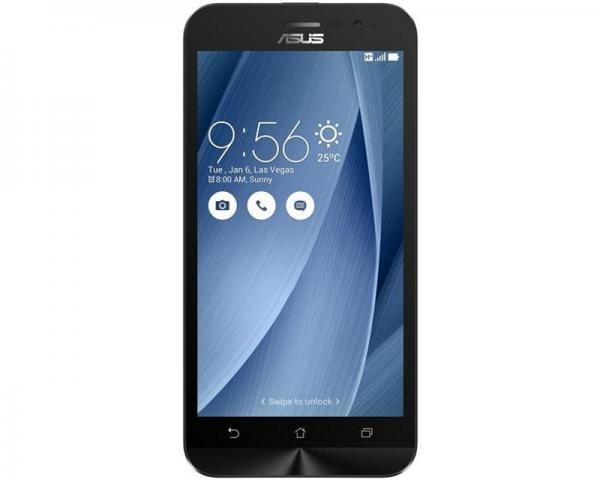 ASUS ZenFone Go Dual SIM 5 1GB 8GB Android 6.0 srebrni (ZB500KG-SILVER-8G)