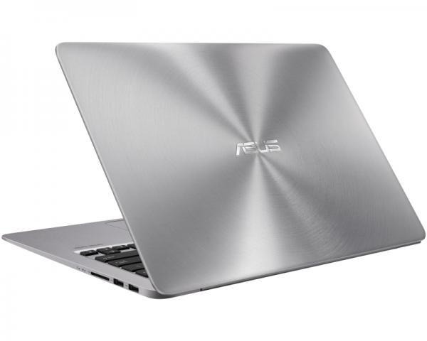 ASUS ZenBook UX310UQ-FB442R 13.3 QHD+ Intel Core i7-7500U 2.7GHz (3.5GHz) 16GB 512GB SSD GeForce 940MX 2GB Windows 10 Professional 64bit srebrni + torba