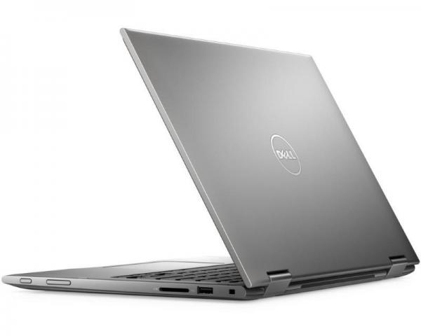 DELL Inspiron 13 (5378) 2-u-1 13.3 FHD Touch Intel Core i5-7200U 2.5GHz (3.1GHz) 4GB 128GB SSD 3-cell srebrni Windows 10 Home 64bit 5Y5B