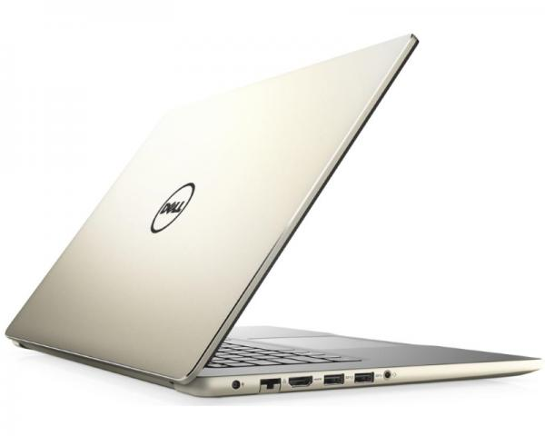 DELL Inspiron 15 7000 Series (7560) 15.6 FHD Intel Core i7-7500U 2.7GHz (3.5GHz) 8GB 1TB 128GB SSD GeForce GTX 940MX 4GB 3-cell zlatni Windows 10 Home 64bit 5Y5B