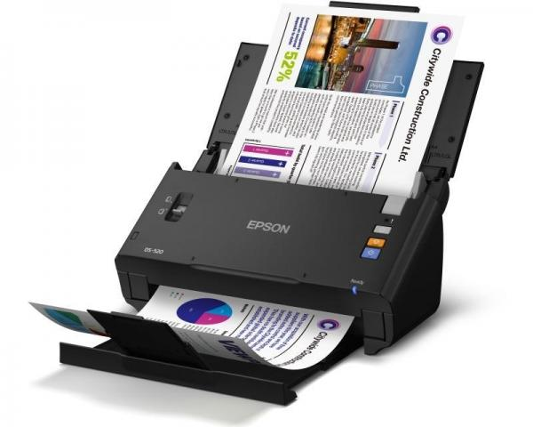 EPSON WorkForce DS-520N A4 mrežni dokument skener