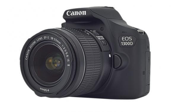 Canon EOS-1300D + EFS18-55