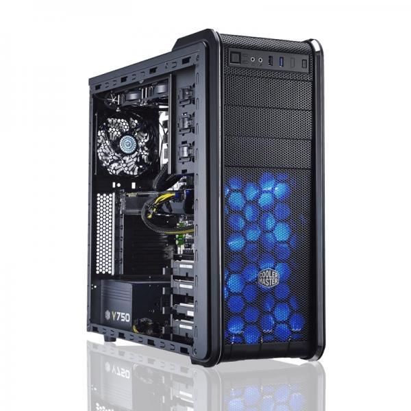 EWE PC INTEL i5-6400/8GB/1TB/GF1050Ti 4GB