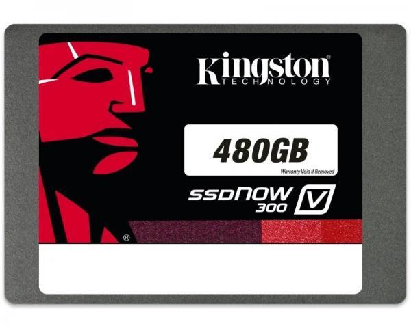 KINGSTON 480GB 2.5 SATA III SV300S37A/480G 7mm SSDNow V300 series
