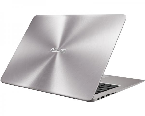 ASUS ZenBook UX410UQ-PRO 14 FHD Intel Core i7-7500U 2.7GHz (3.5GHz) 8GB 512GB SSD GeForce 940MX 2GB Windows 10 Professional 64bit srebrni + futrola