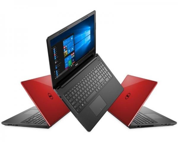 DELL Inspiron 15 (3567) 15.6 Intel Core i7-7500U 2.7GHz (3.5GHz) 8GB 1TB AMD Radeon R5 M430 2GB 4-cell ODD crveni Ubuntu 5Y5B