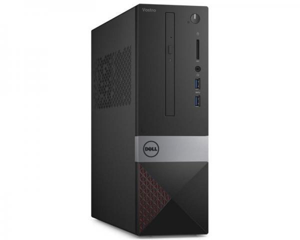 DELL Vostro 3268 SF Intel Core i3-7100 2-Core 3.9GHz 4GB 500GB ODD Windows 10 Pro 64bit + tastatura + miš 3yr NBD