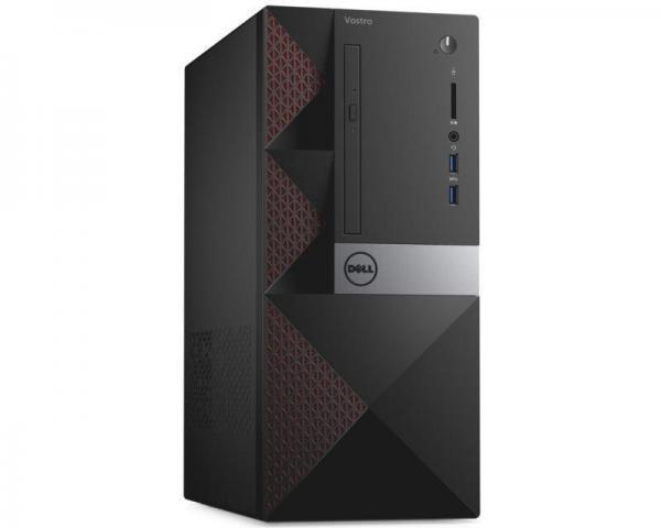 DELL Vostro 3668 Pentium G4560 2-Core 3.5GHz 4GB 500GB ODD Ubuntu + tastatura + miš 3yr NBD