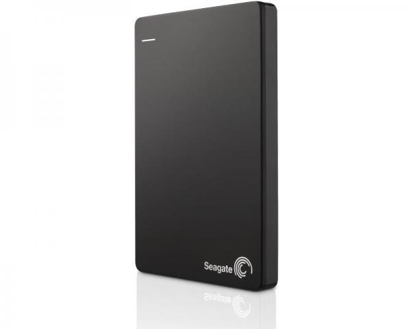 SEAGATE Backup Plus Slim 2TB 2.5 crni eksterni hard disk STDR2000200