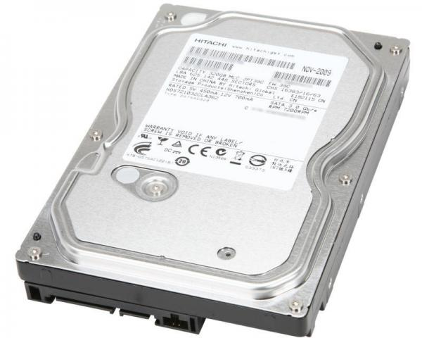 HITACHI 320GB 3.5 SATA II 8MB 7.200rpm CinemaStar P7K500 HCP725032GLA380 +