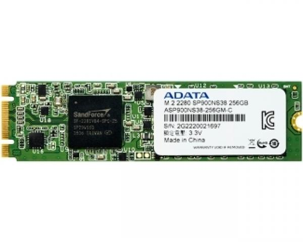 A-DATA 256GB M.2 ASP900NS38-256GM-C SSD