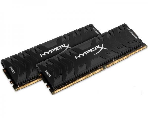KINGSTON DIMM DDR4 16GB (2x8GB kit) 2400MHz HX424C12PB3K2/16 HyperX XMP Predator