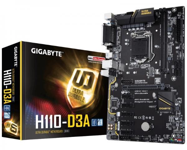 GIGABYTE GA-H110-D3A