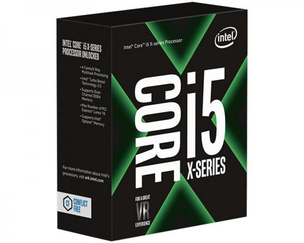 INTEL Core i5-7640X 4-Core 4.0GHz (4.2GHz) Box