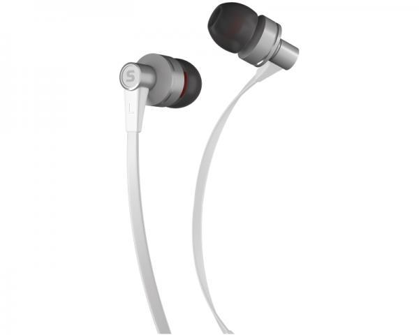 SENCOR SEP 300 slušalice sa mikrofonom bele