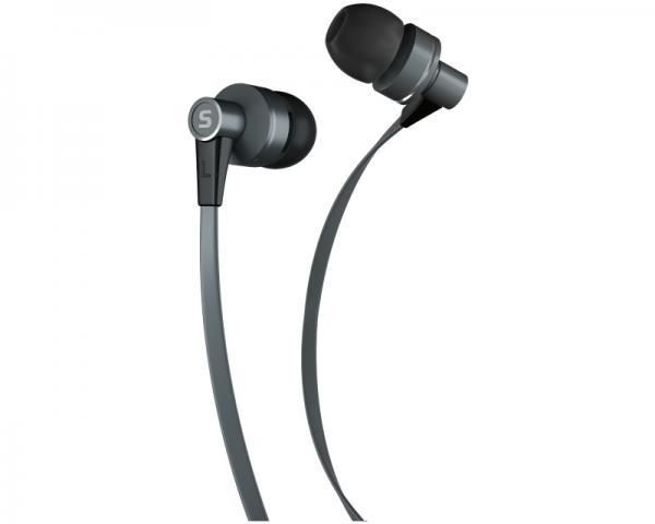 SENCOR SEP 300 slušalice sa mikrofonom sive