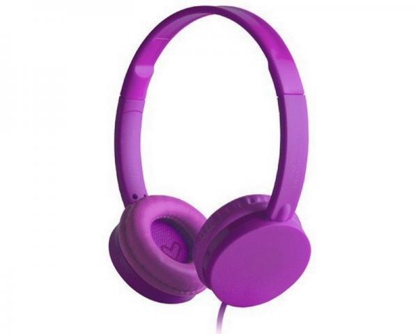 ENERGY SISTEM Energy Colors Grape slušalice sa mikrofonom