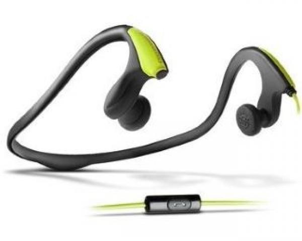 ENERGY SISTEM Energy Running One Neon Green slušalice sa mikrofonom