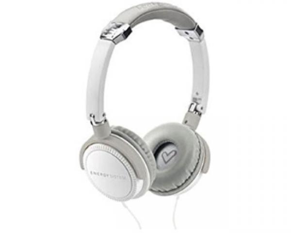 ENERGY SISTEM Energy DJ 410 White slušalice sa mikrofonom