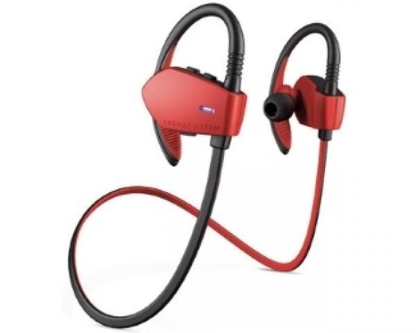 ENERGY SISTEM Energy Sport 1 BT Red slušalice sa mikrofonom