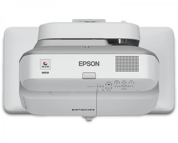 EPSON EB-675W Ultra Short Throw projektor