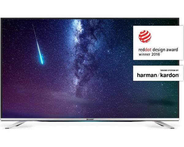 SHARP 55 LC-55SFE7452E Smart 3D Full HD digital LED TV