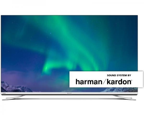 SHARP 55 LC-55XUF8772ES Smart 4K Ultra HD digital LED TV