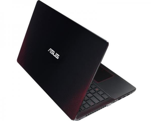 ASUS K550VX-DM521 15.6 FHD Intel Core i7-7700HQ 2.8GHz (3.8GHz) 8GB 1TB 256GB SSD GeForce GTX 950M 4GB crni